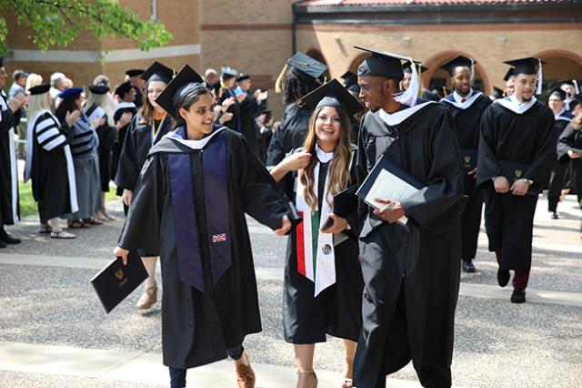 Clarke Graduation 2018