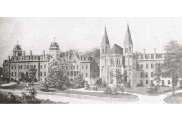 1901 Clarke Campus Photo
