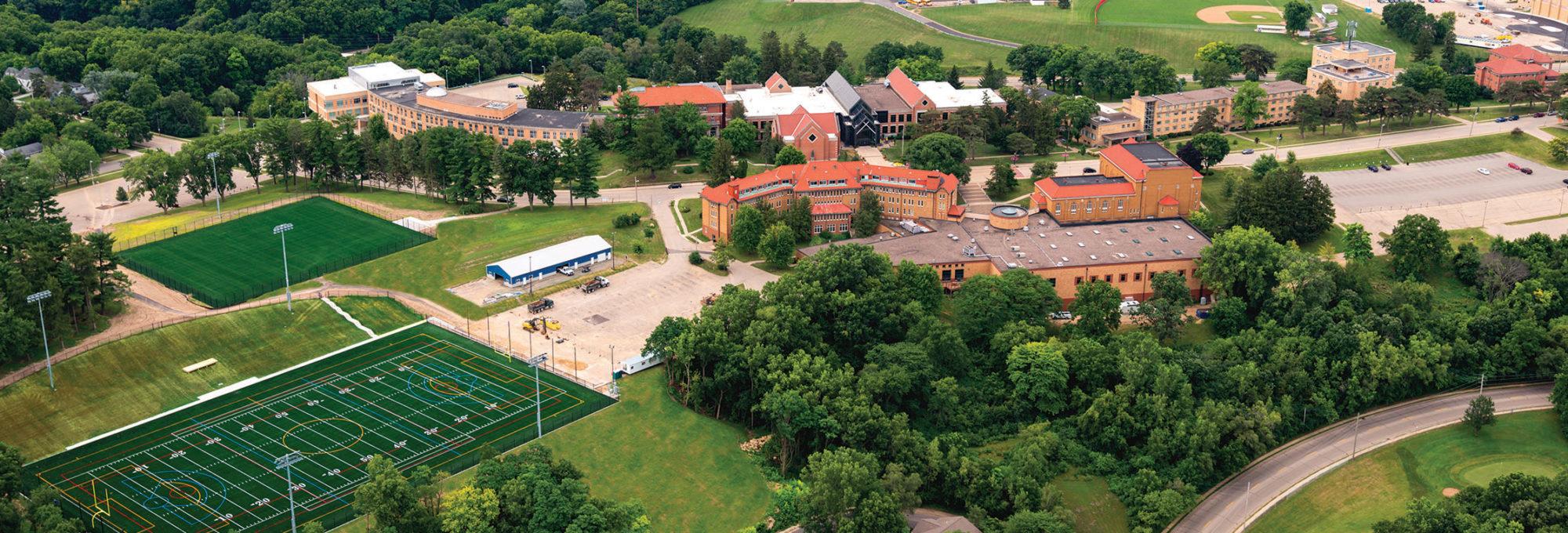 2018 Clarke Campus