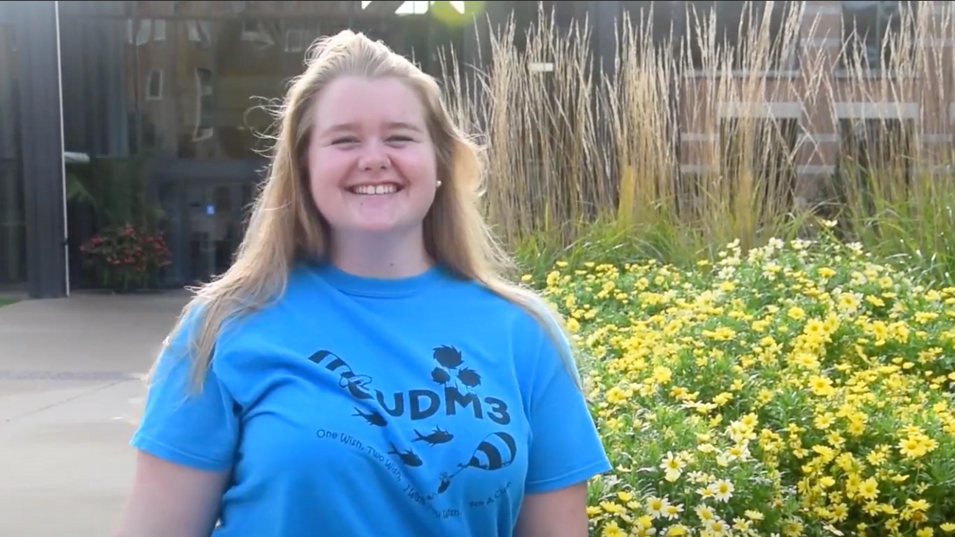 Amanda Beeal, Clarke PDS program helped secure a job