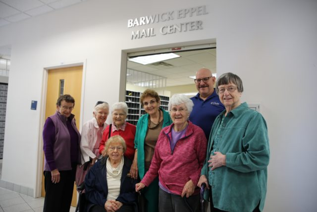 Barwick Eppel Mail Center Naming Event