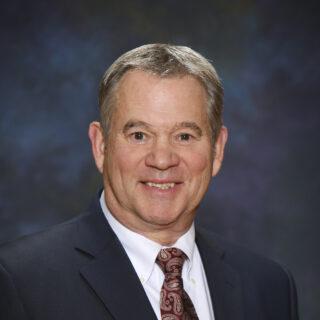 Portrait of Bill Biebuyck