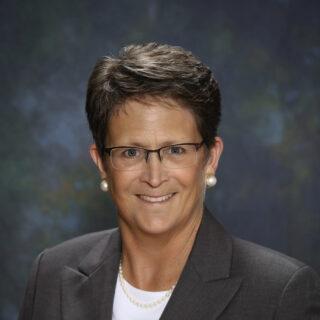 Portrait of Joanne Burrows