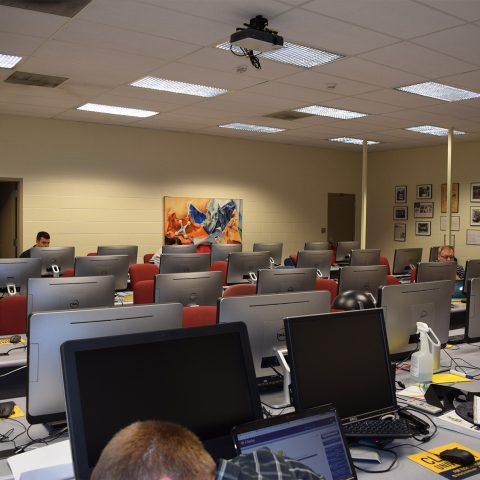 Campus Keller Computer Center