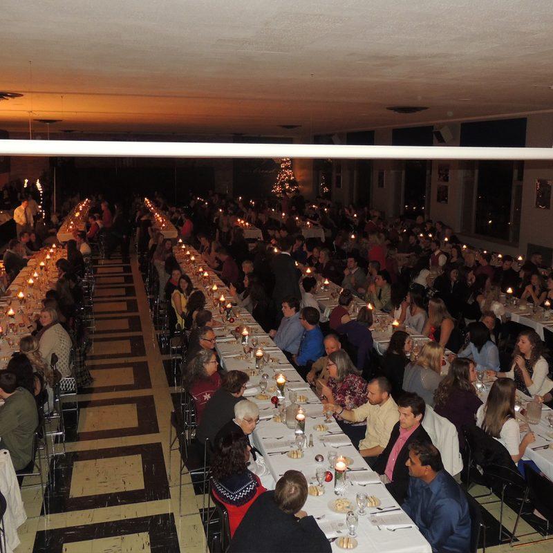 Clarke Christmas Dinner