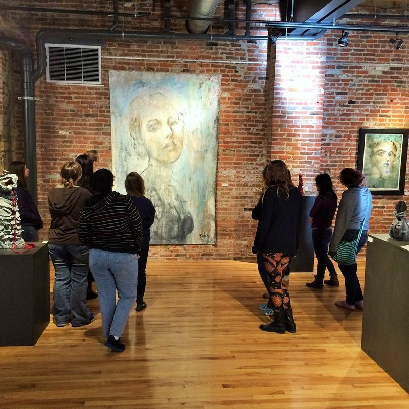 Dubuque Art Scene-Gallery