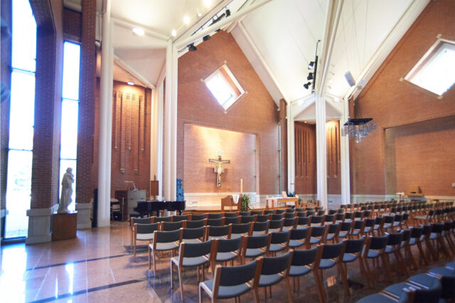 Sacred Heart Chapel