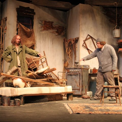 Drama production Caretaker
