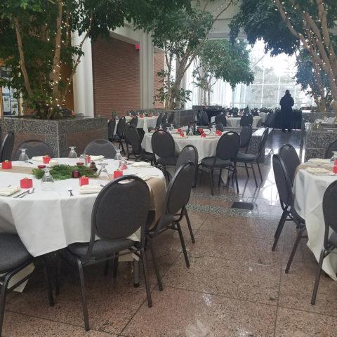 2016 Christmas dinner