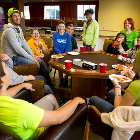 Clarke Student Life - Whether a Business Major or not involves participating in clubs on campus