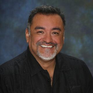 Portrait of Roberto Dominguez
