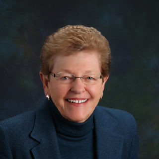 Portrait of Catherine Dunn