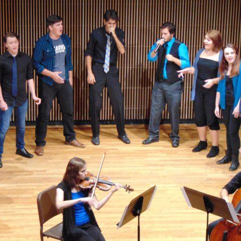 Clarke Melos Ensembles