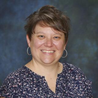 Portrait of Amanda Greubel