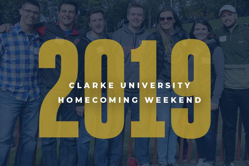 Clarke homecoming