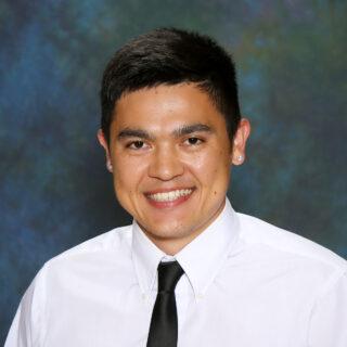 Portrait of Damien Higashi