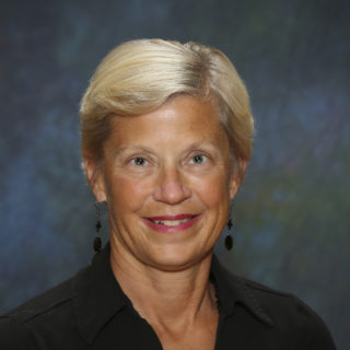 Portrait of Sharon Jensen