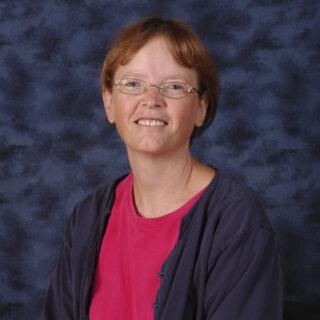 Portrait of Judy Munshower