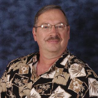 Portrait of Keith Tackett
