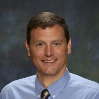 Portrait of Brad Kruse