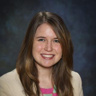 Portrait of Courtney Leonard