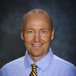 Portrait of Curt Long