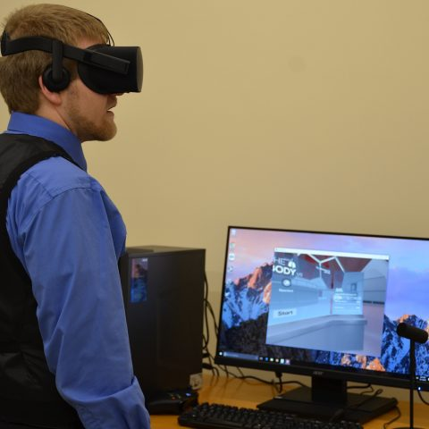 Computer Information Systems Virtual Reality Simulation