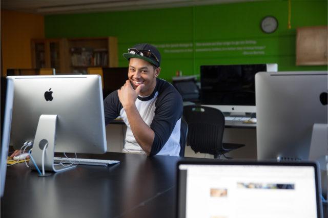 Clarke University Communications Includes A Graphic Design Program