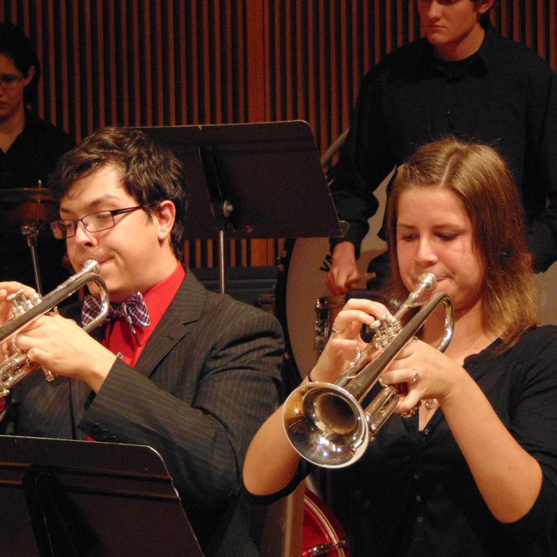 Music major, band