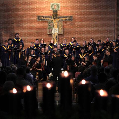 Clarke choir