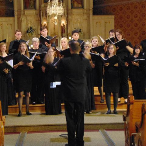 Clarke choir 6