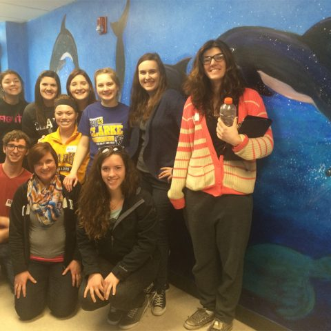 Clarke University Religious Studies Degrees Students Participate on Mission Trips