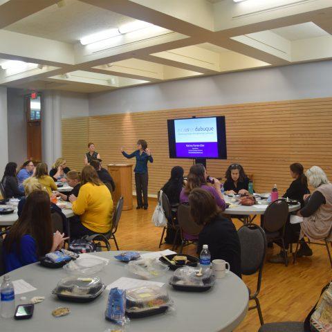 Clarke School of Social Work Lectures