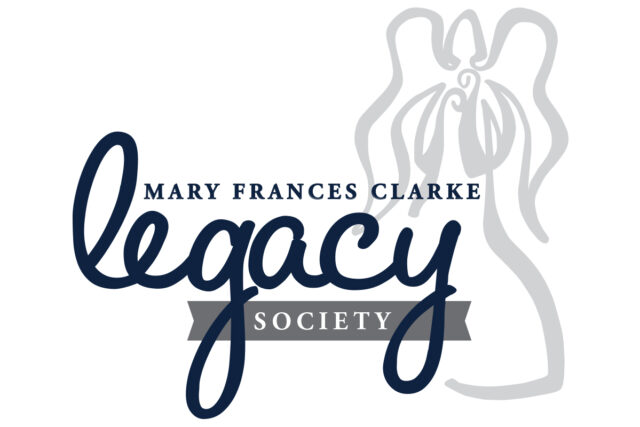 Mary Frances Clarke Legacy Society Logo