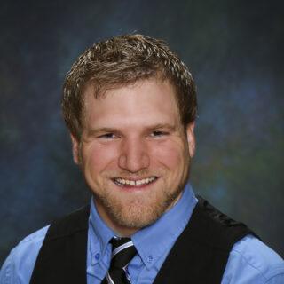 Portrait of Joshua Moris