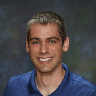 Portrait of Brian Mueller