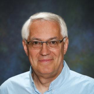 Portrait of Bill O'Dell