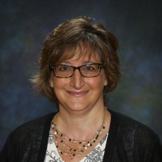 Portrait of Ann Pelelo