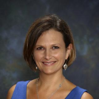 Portrait of Beth Putnam