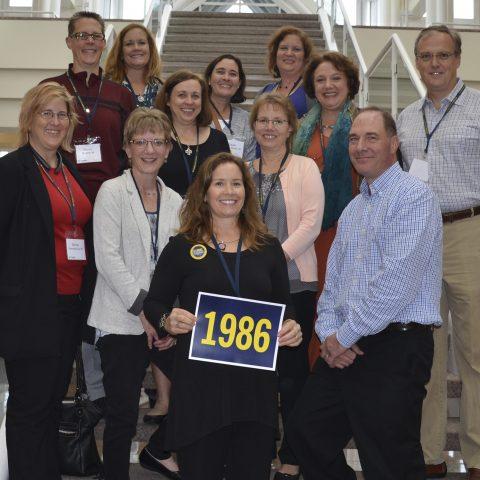 2016 Alumni Homecoming Reunion 1986