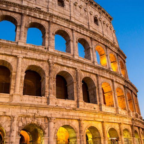Roman Colosseum Study Abroad