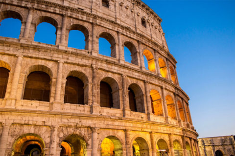Clarke Study Abroad Program includes locations like Rome