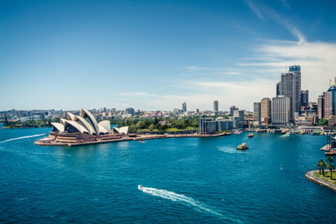 Consider utilizing Clarke University's study abroad program to visit and learn in places like Sydney, Australia.