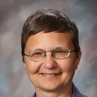 Portrait of Paulette Skiba