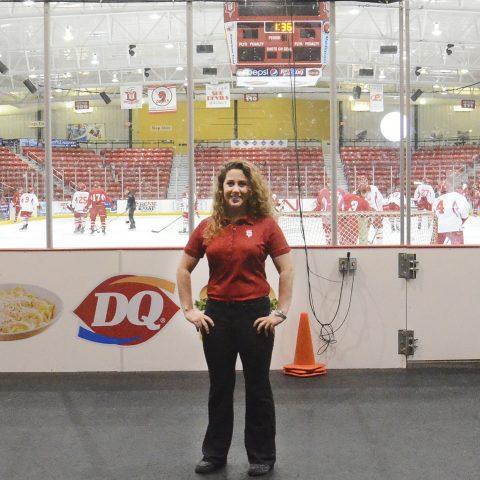 Sonia Colavita Sport Management Internship