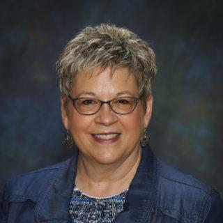 Portrait of Kathy Teig