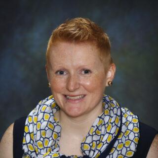 Portrait of Brenda White