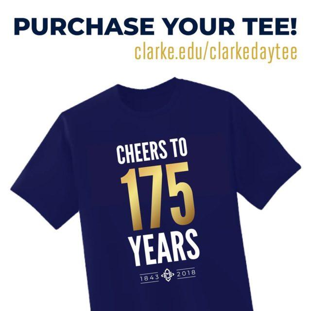 Clarke Day T-Shirt