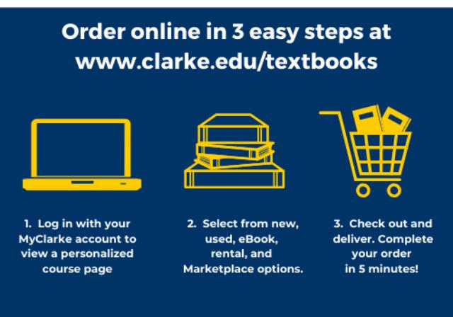 online bookstore steps