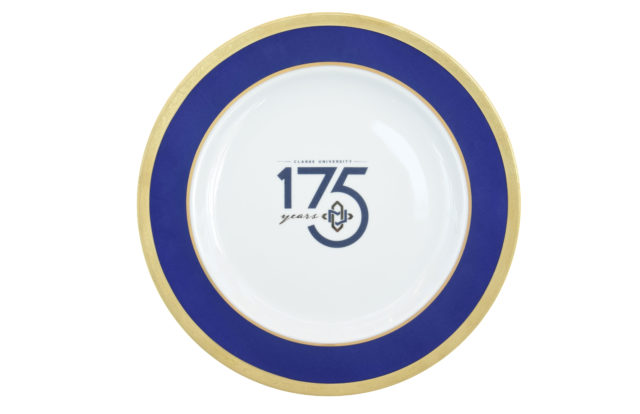 175th Anniversary Commemorative Plate